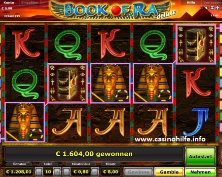 online casino mit book of ra