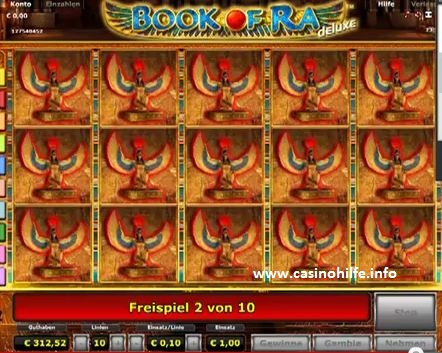 book of ra 100 euro gratis