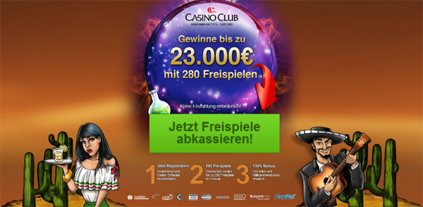 casino club aktion